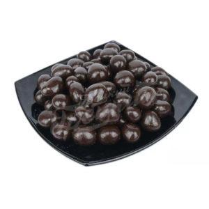 Ананас в тёмном шоколаде