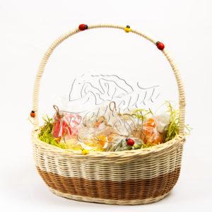 Подарочная корзина «Чайная»