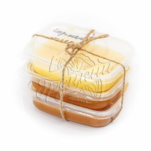Пробный набор мёда (3 вида)