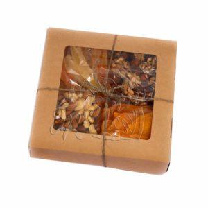 Подарочный набор «Орехи и цукаты»