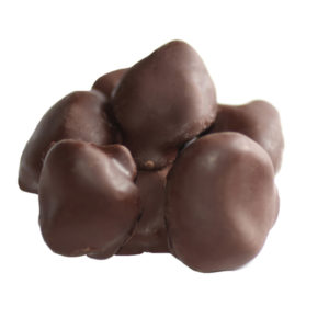 Чернослив с миндалём в темном шоколаде