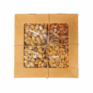 Подарочный набор «Жареное ореховое ассорти»