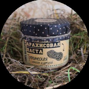 Арахисовая паста, тропическая