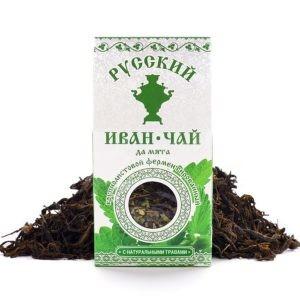 Иван чай с мятой