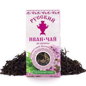 Иван чай с душицей