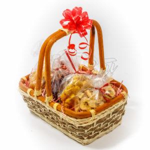 Подарочная корзина «Весенняя»