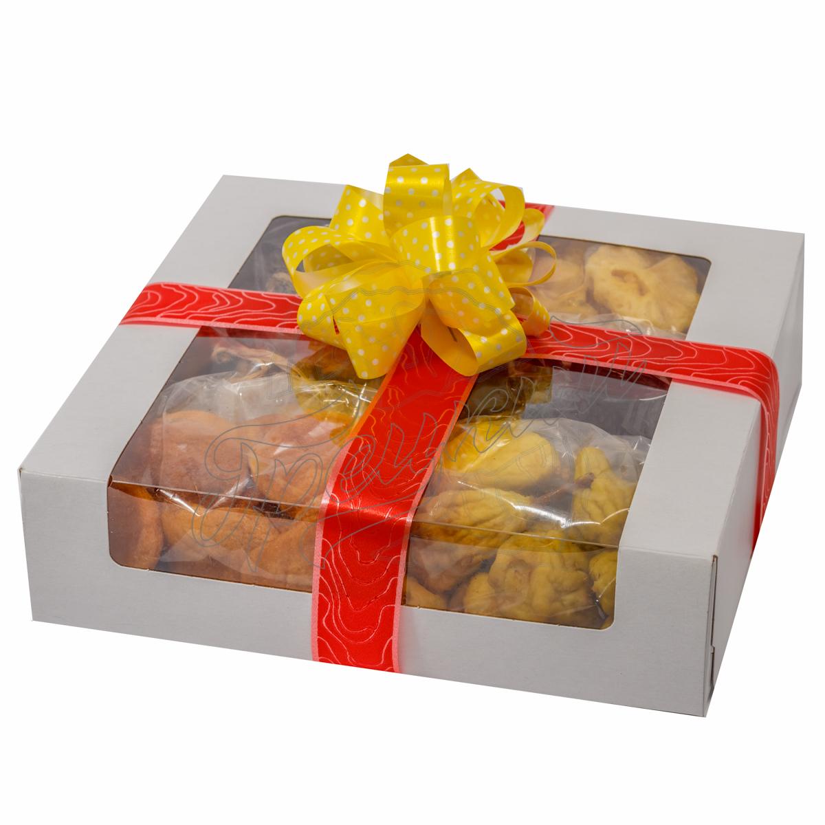Подарки из орехов, сухофруктов, сладостей в красивой 15
