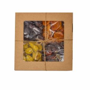 Подарочный набор «Сухофрукты Orgаnic»