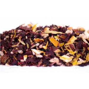 Фруктовый чай «Клубника и сливки»