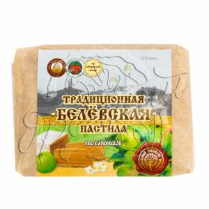 Белёвская пастила постная (без яичного белка) 250гр.