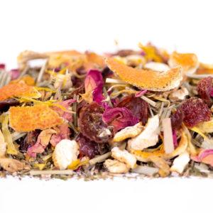 Травяной чай «Имбирь-Лимон»