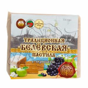 Белёвская пастила с лесными ягодами 250 гр.