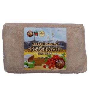 Белёвская пастила с земляникой 400 гр.