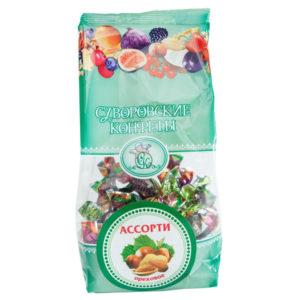 Суворовские конфеты «ореховое ассорти»