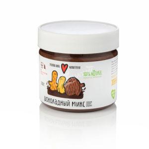 Шоколадная паста Nutbutter из кешью, арахиса