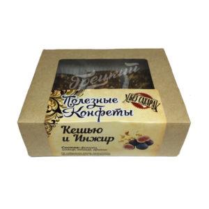 Эко-конфеты «Инжир-кешью»