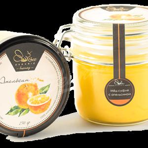 Крём-мёд с апельсином