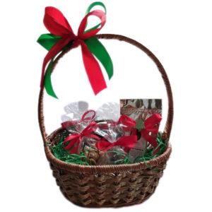 Подарочная корзина «Новогодняя»