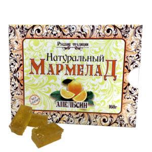 Натуральный мармелад Апельсин
