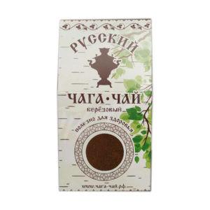 Чай Чага берёзовая (молотая)