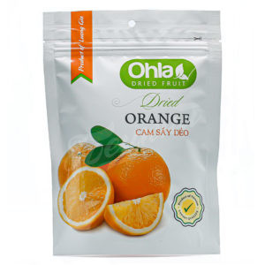 Апельсин сушеный 500 гр.