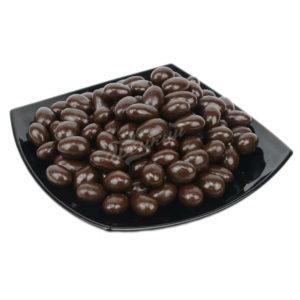 Миндаль в тёмном шоколаде