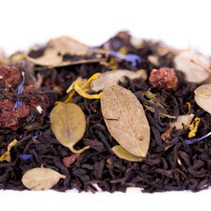 Черный чай «Таежный сбор (черные типсы)»