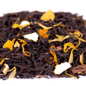 Черный чай «Апельсин с корицей»