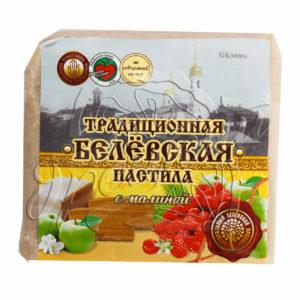 Белёвская пастила с малиной 200 гр.