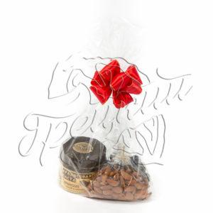 Подарочный набор в прозрачной упаковке №1