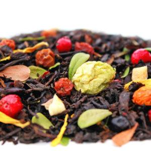 Черный чай «Рябиновые бусы»