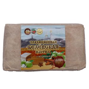 Белёвская пастила с корицей 200 гр.