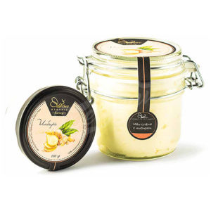 Крем мёд с имбирем