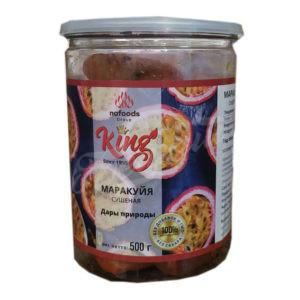 Маракуйя сушеная без сахара King, 500 гр.