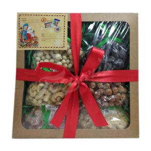 Подарочный набор «Большая новогодняя посылка»