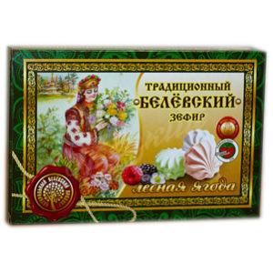 Зефир без сахара Лесные ягоды
