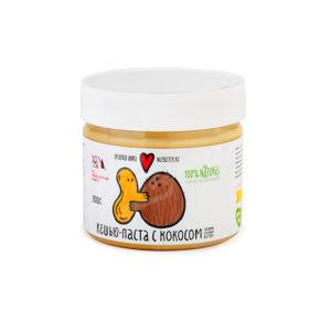 Кешью паста с кокосом Nutbutter