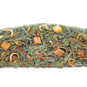Зелёный чай с Манго